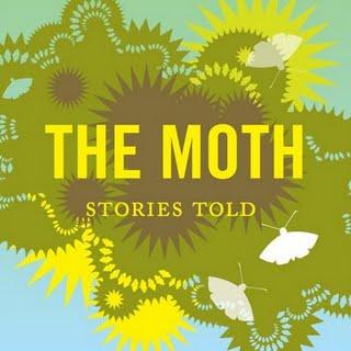 Scene.The Moth Logo