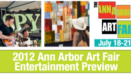Art Fair Preview