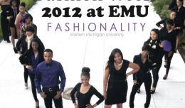 Fashion Week at EMU