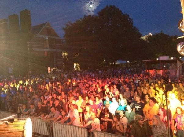 The Ragbirds - 2013 Ann Arbor Summer Festival