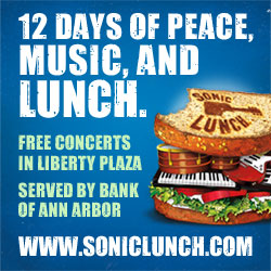 Sonic Lunch